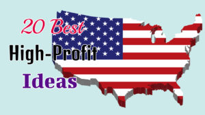 20 High Profit Business Ideas in USA – Low To High Investment