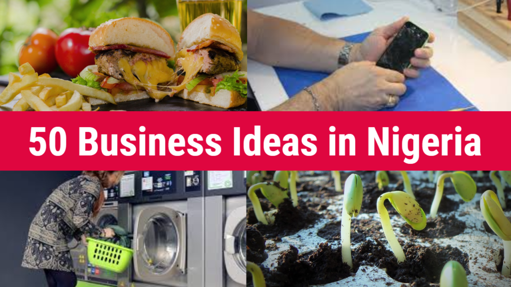 50 Small Business Ideas & Opportunity in Nigeria 2019