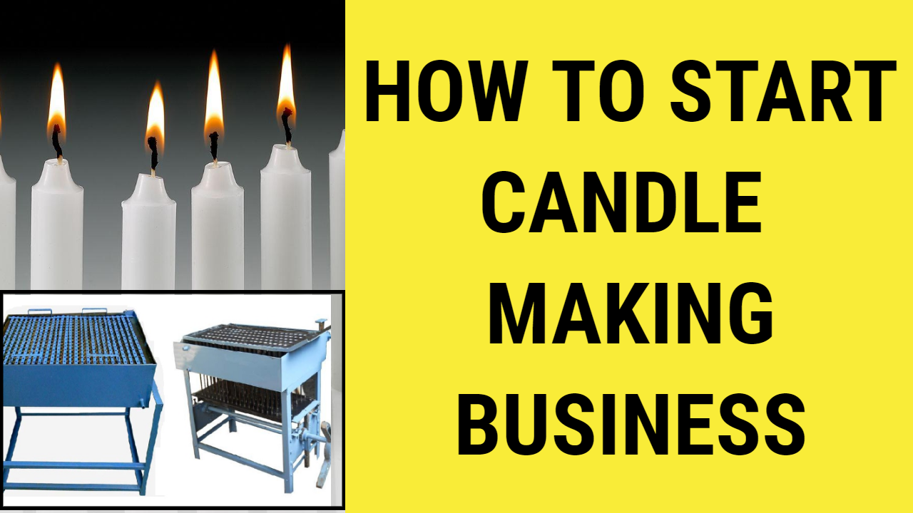 Candle Making Business In 2019