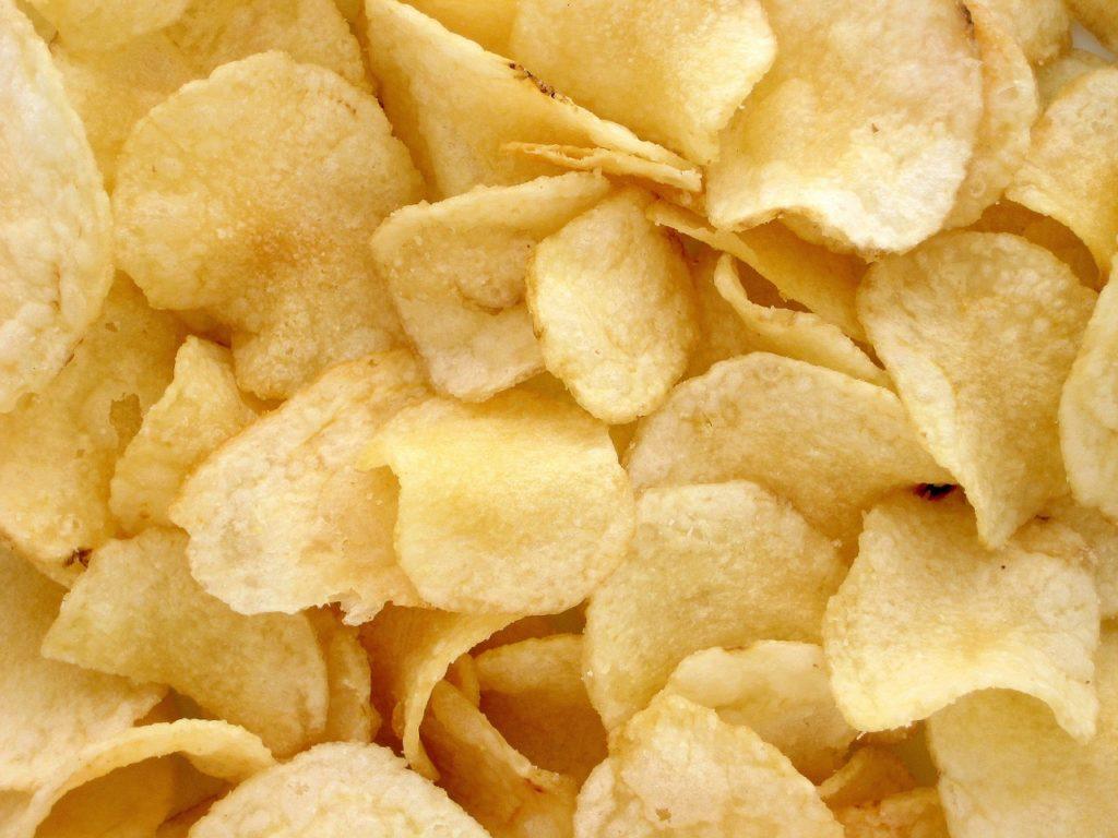 potato chips making business