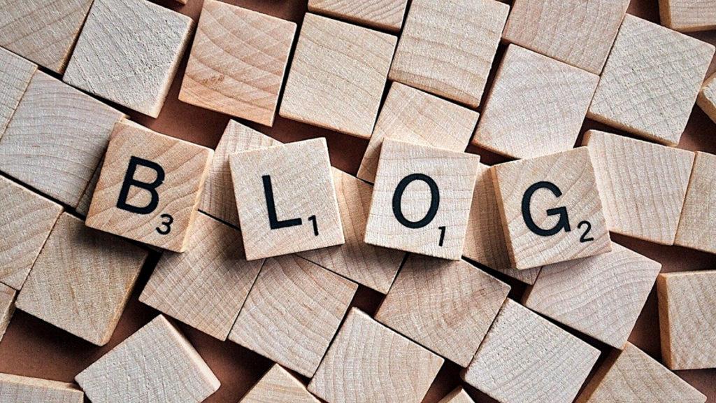 blogging - small business ideas