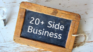 20+Small Side Business Ideas & Opportunities in 2020