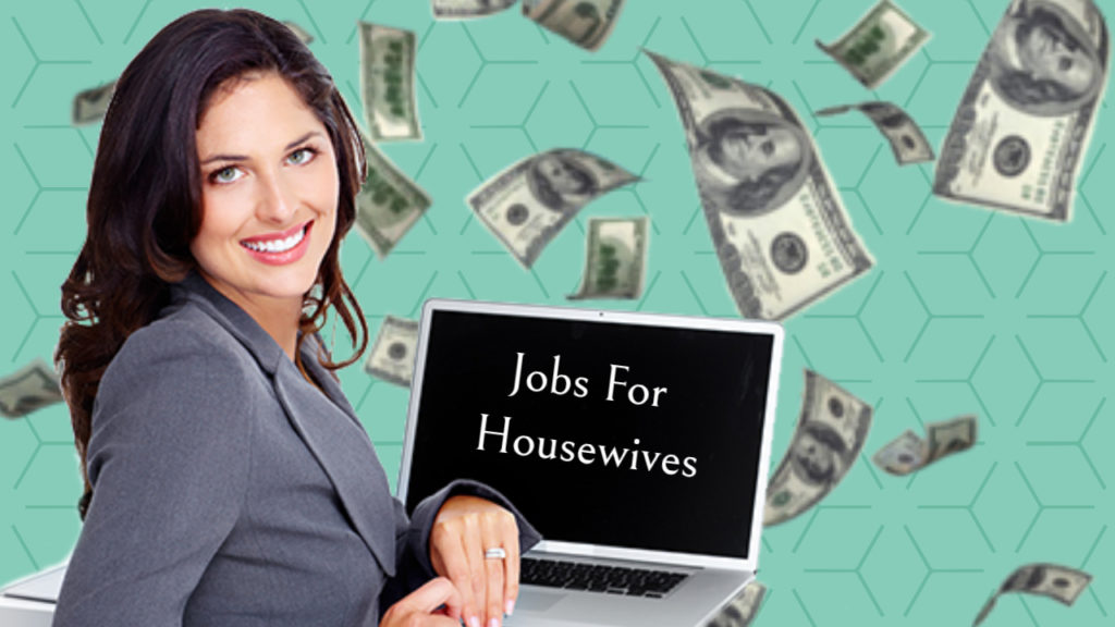 jobs for housewives