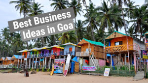 17 Most Profitable Business ideas & Opportunities in Goa 2020
