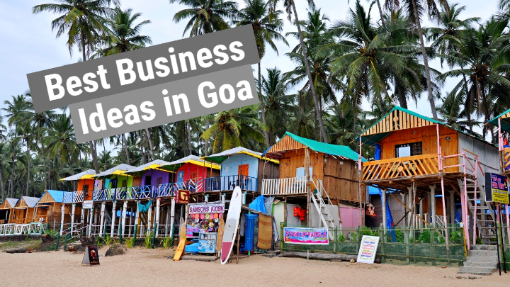Business Ideas in Goa