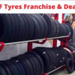 MRF Tyres franchise & Dealership