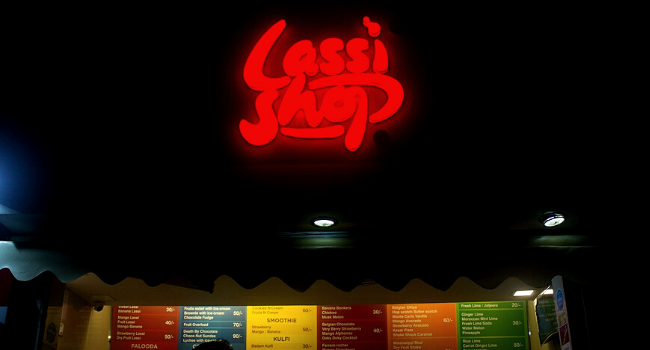Lassi Shop franchise